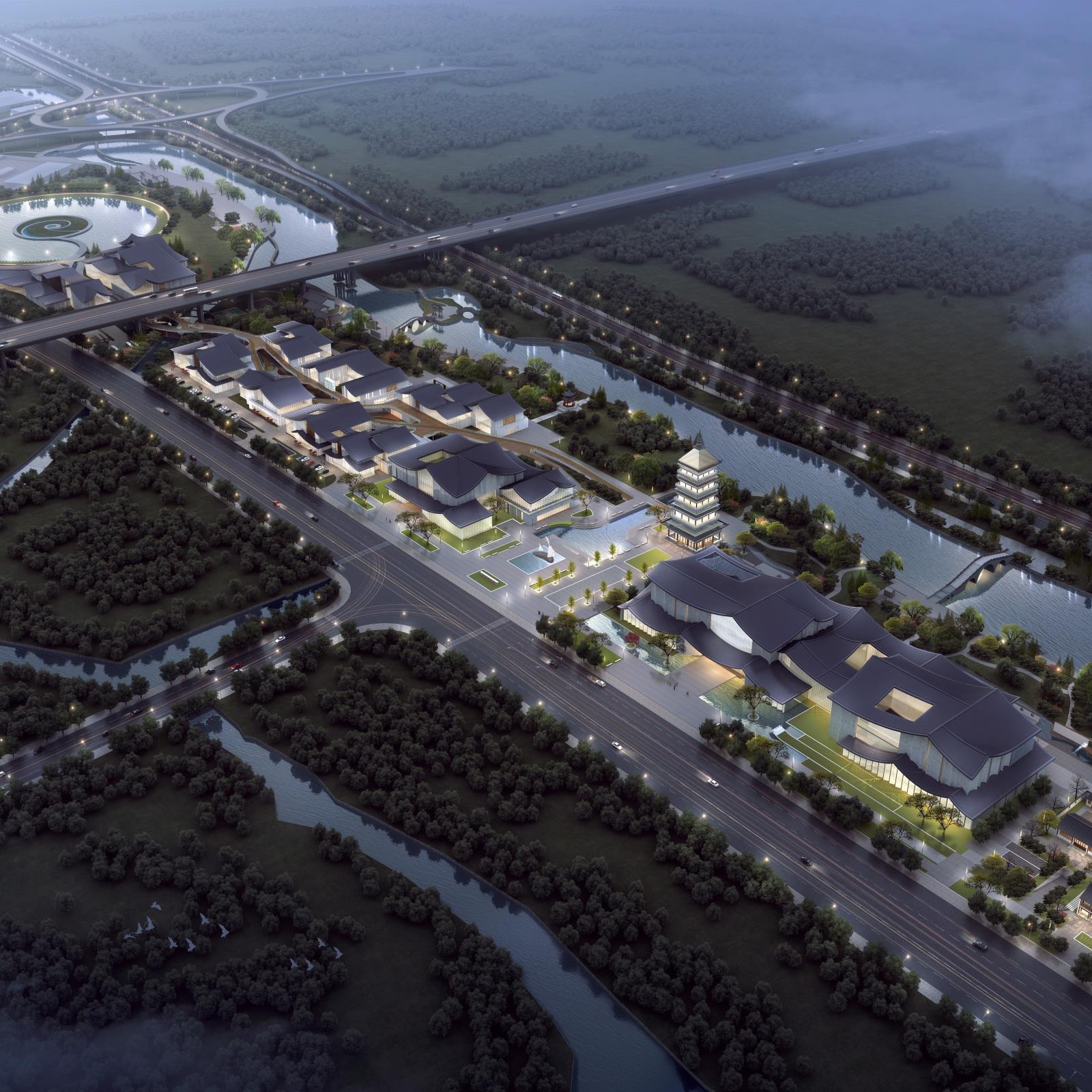 浙东运河文化园(浙东运河博物馆)建设工程—建筑工程EPC总承包项目