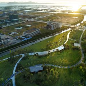 珠海市三灶镇定家湾工业区一期环境提升欧宝娱乐app下载设计